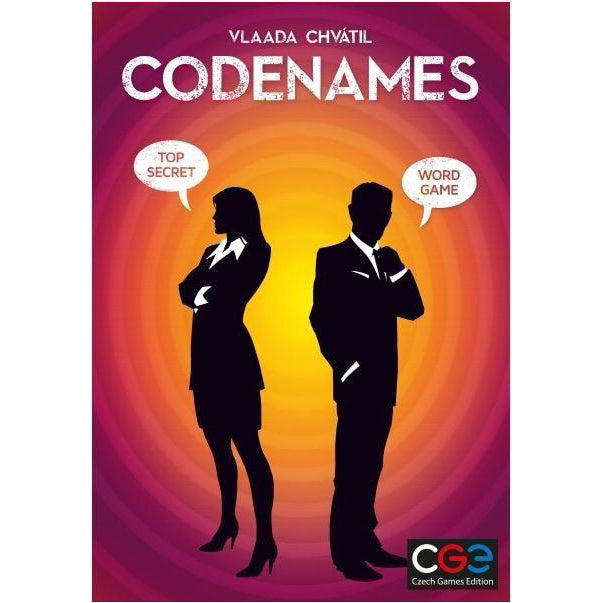 Codenames | Cookie Jar - Home of the Coolest Gifts, Toys & Collectables