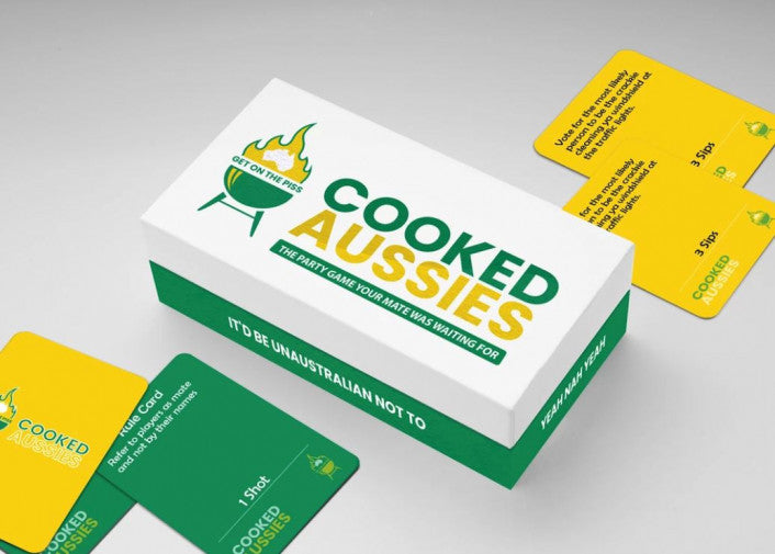 Cooked Aussies | Cookie Jar - Home of the Coolest Gifts, Toys & Collectables