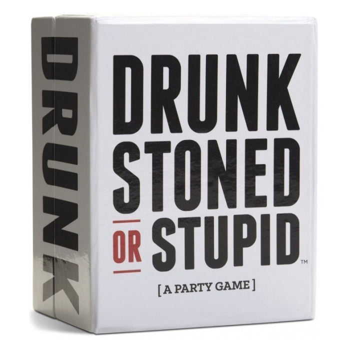 Drunk Stoned Or Stupid | Cookie Jar - Home of the Coolest Gifts, Toys & Collectables