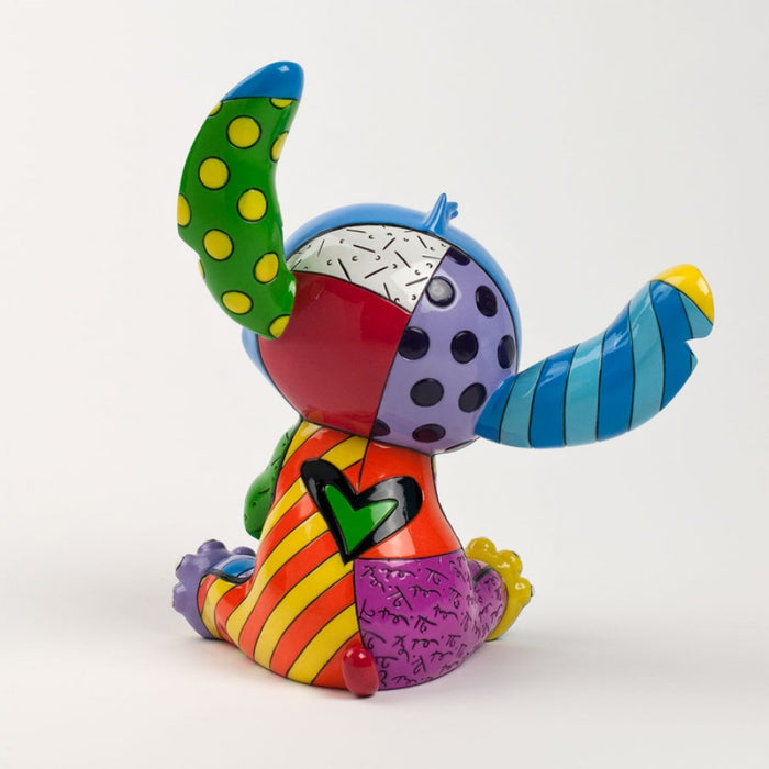 Disney By Britto - Stitch Large Figurine | Cookie Jar - Home of the Coolest Gifts, Toys & Collectables