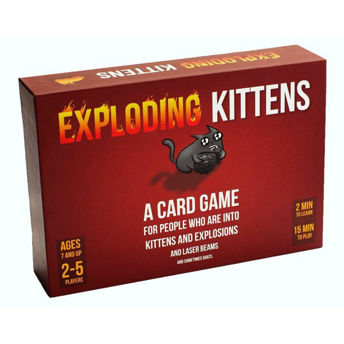 Exploding Kittens | Cookie Jar - Home of the Coolest Gifts, Toys & Collectables