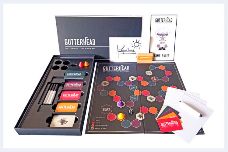 Gutterhead | Cookie Jar - Home of the Coolest Gifts, Toys & Collectables