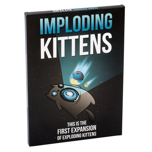 Imploding Kittens (Exploding Kittens Expansion) | Cookie Jar - Home of the Coolest Gifts, Toys & Collectables