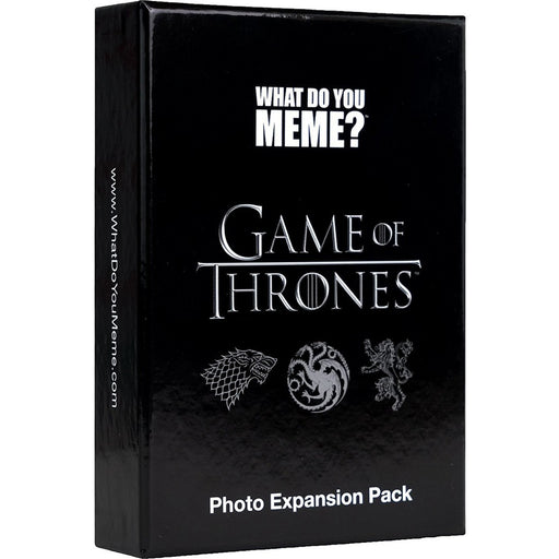 What Do You Meme? Game Of Thrones Photo Expansion Pack | Cookie Jar - Home of the Coolest Gifts, Toys & Collectables