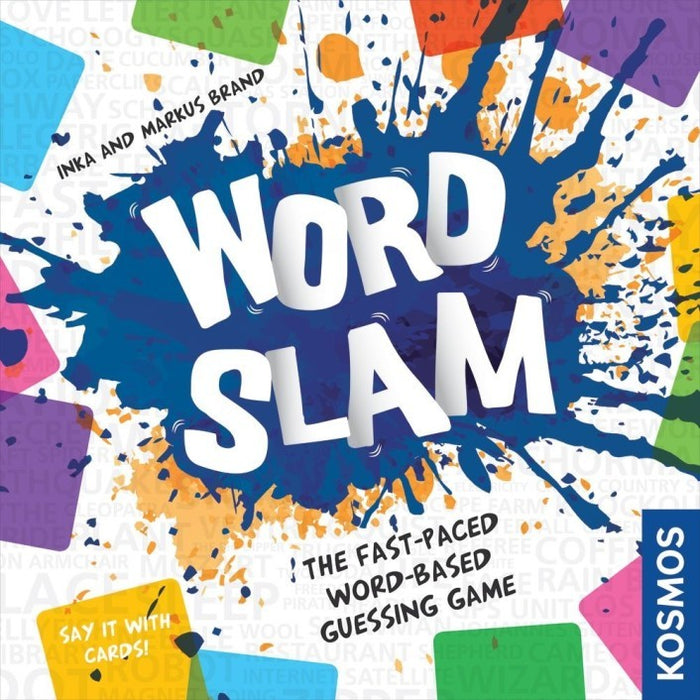 Word Slam | Cookie Jar - Home of the Coolest Gifts, Toys & Collectables