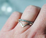 Stackable Chevron Band