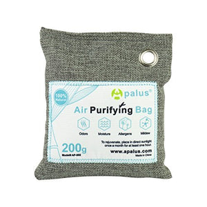 Apalus Air Purifying Bag For Closet And Kitchen Odor