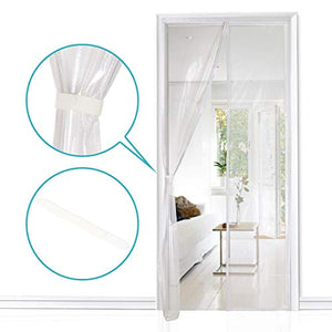 Universal Window Fly Screen 130 x 150 cm | Washable Mesh | Adjustable Insect Net with Loop/Hook Tape | Mosquito & Bug Protection | Included Cutter & Smoother for Quick Installation