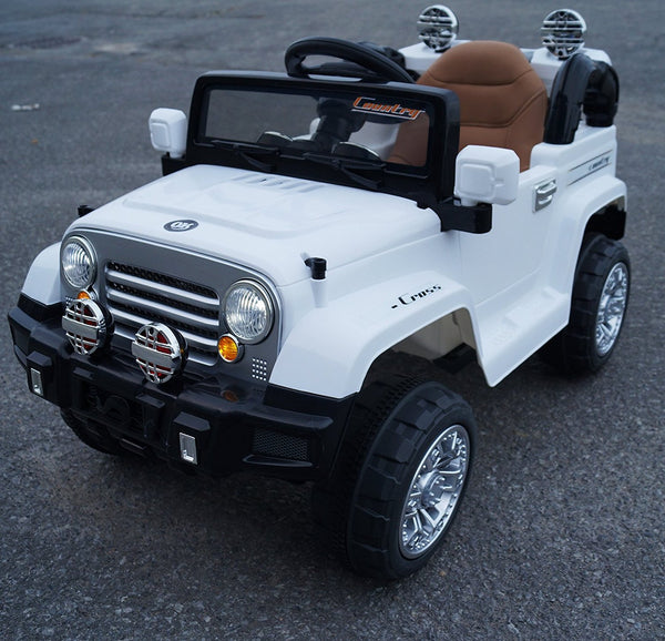 Brunte Battery Operated JJ245 Jeep Ride on