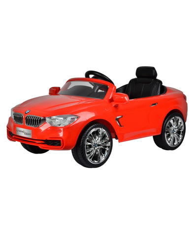 BMW 4Series Coup Red Colour Battery Operated Ride on