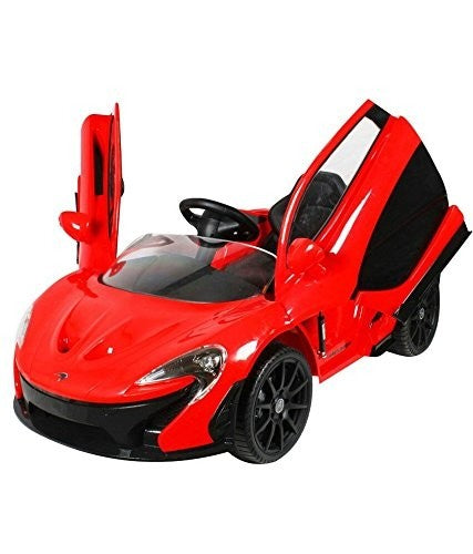McLaren  ride on car for kids (Red)
