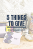 5 Things to Give: Beauty Lover Edition