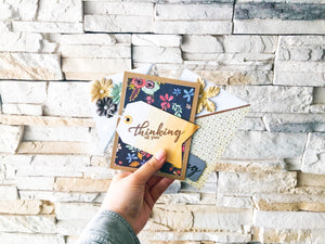 Tag It handmade thinking of you general greeting card | Thoughtfully Handmade