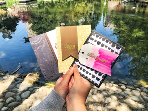 Continuity | Handmade Anniversary Cards | Thoughtfully Handmade
