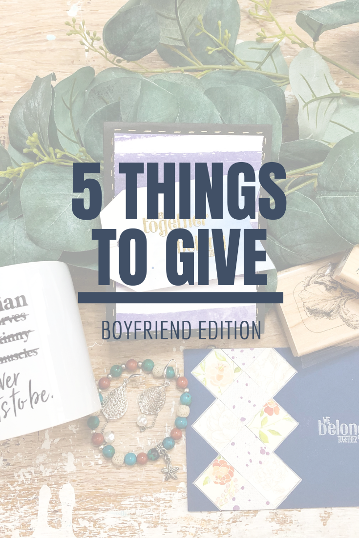 5 Things to Give: Anniversary Edition   Thoughtfully Handmade