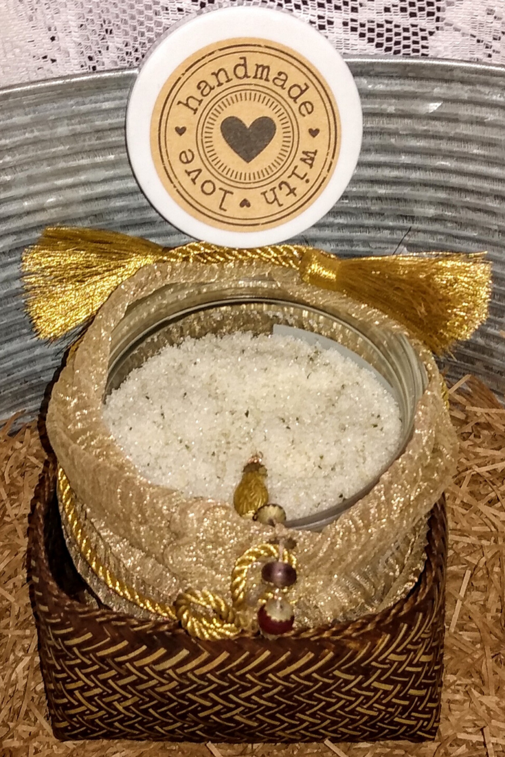 Balance Wellness | Handmade Body Scrubs | 5 Things to Give: Mother's Day 2020 Edition | Thoughtfully Handmade