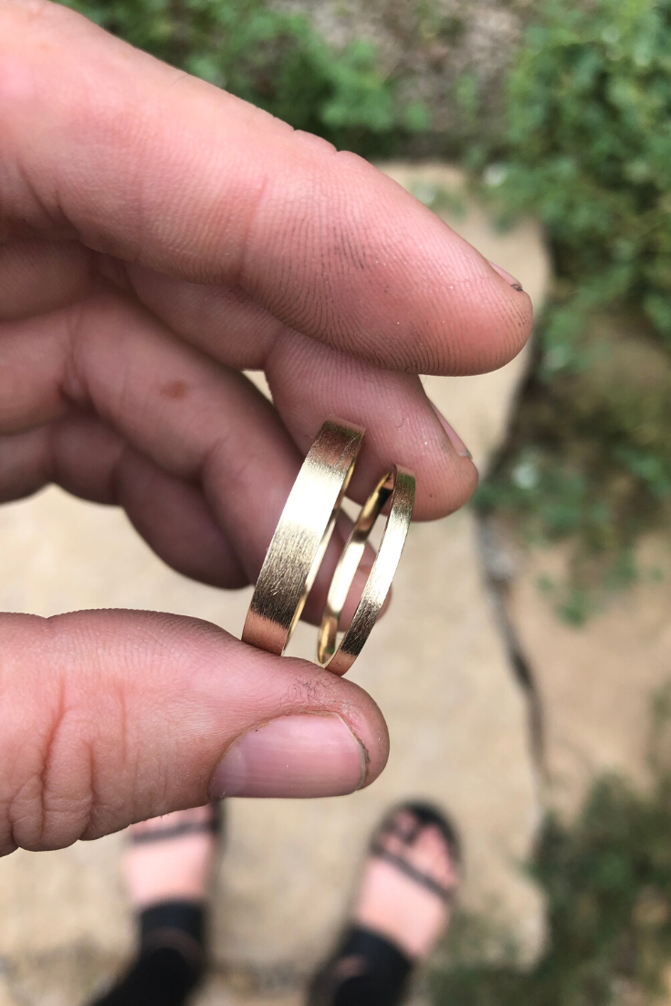 Bobbi's Jeweller | Handcrafted wedding bands and engagement rings | 5 Things to Give: Wedding Edition | Thoughtfully Handmade