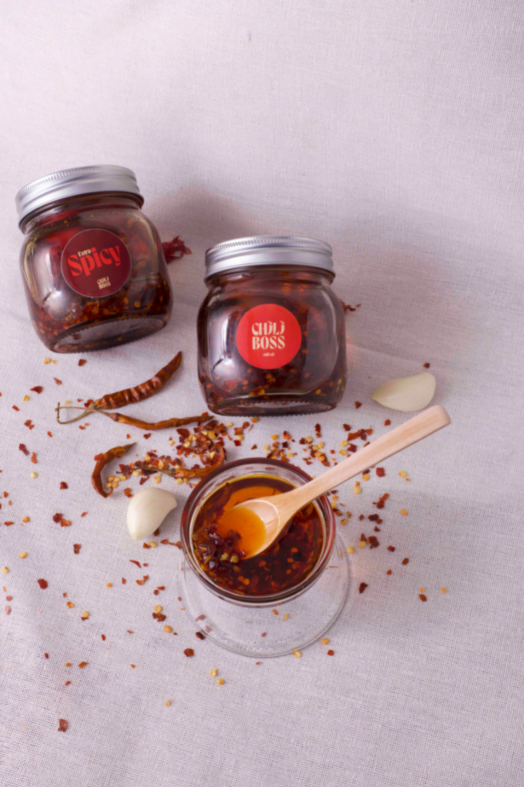 Chili Boss   Chilli Oil   5 Things to Give: Father's Day 2021 Edition   Thoughtfully Handmade