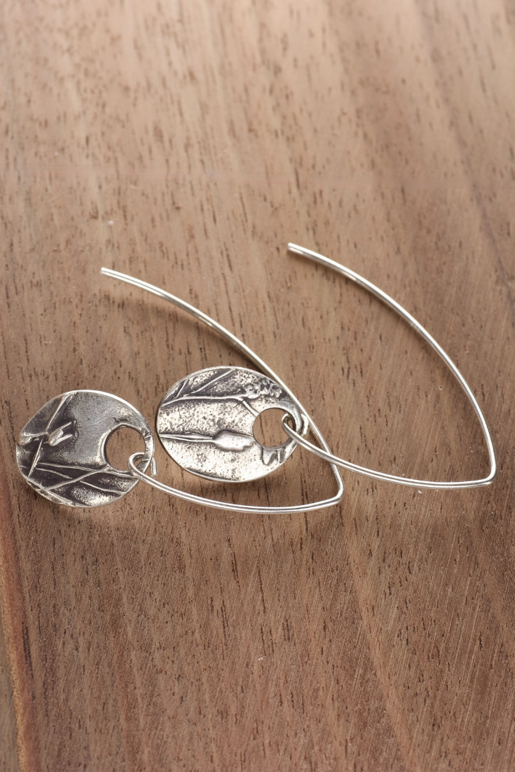 Clay Tulips by C   Silver Jewellery   5 Things to Give: Anniversary Edition   Thoughtfully Handmade