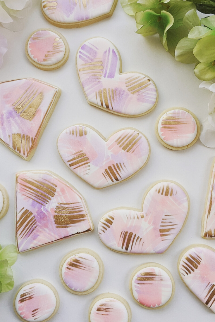 Cookie Creations by Maggie | Handmade custom decorated sugar cookies | 5 Things to Give: Wedding Edition | Thoughtfully Handmade
