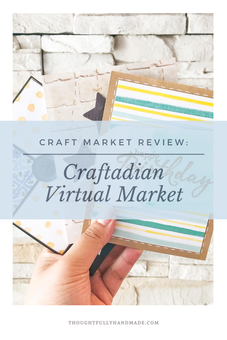 Craft Market Review: Craftadian Virtual Market | Thoughtfully Handmade