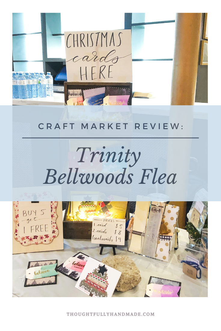 Craft Market Review: Trinity Bellwoods Flea | Thoughtfully Handmade