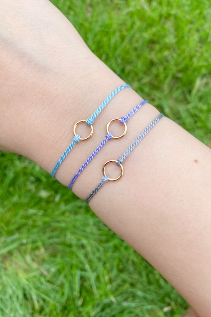 Crystal Cartel | Minimalist Friendship Bracelets | 5 Things to Give: Best Friend Edition | Thoughtfully Handmade