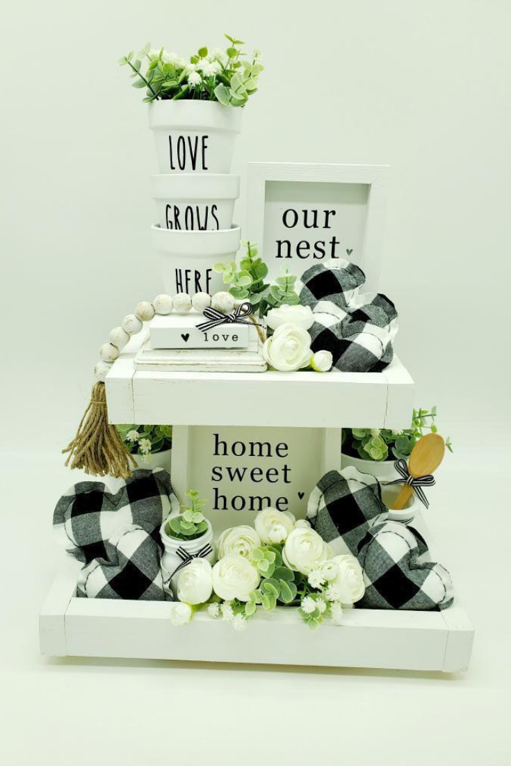 Foreversonflowersandmore | Handmade Home Decor | 5 Things to Give: Housewarming Edition | Thoughtfully Handmade