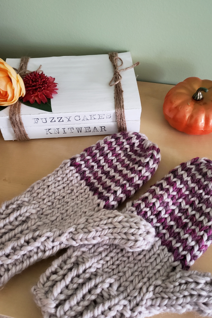 FuzzyCakes Knitwear | hand-knit toques, scarves and mittens | 5 Things to Give: Fall Lover Edition | Thoughtfully Handmade