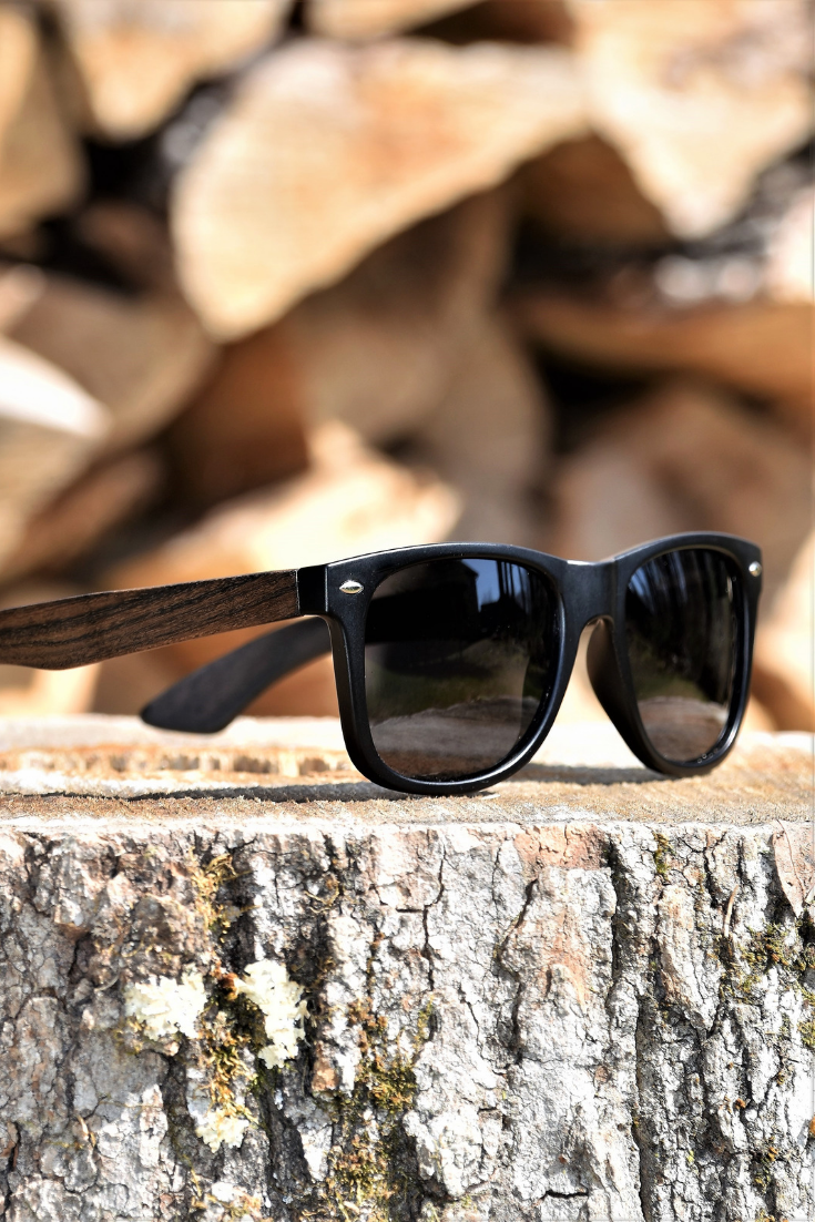 Go Wood | Wood Sunglasses | 5 Things to Give: Masculine Birthday Edition | Thoughtfully Handmade