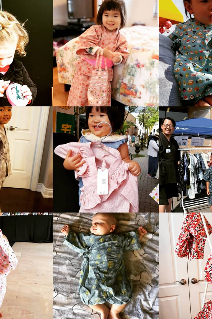Imarinuico | Handsewn Japanese Jinbei Baby Clothes | 5 Things to Give: Baby Shower Edition | Thoughtfully Handmade