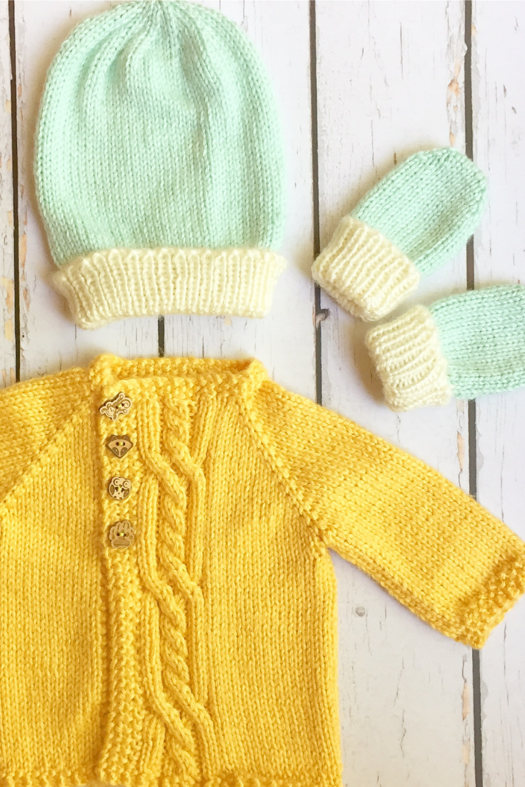 Knitty Little Secret | Hand-knit mittens | 5 Things to Give: Winter Birthday Edition | Thoughtfully Handmade