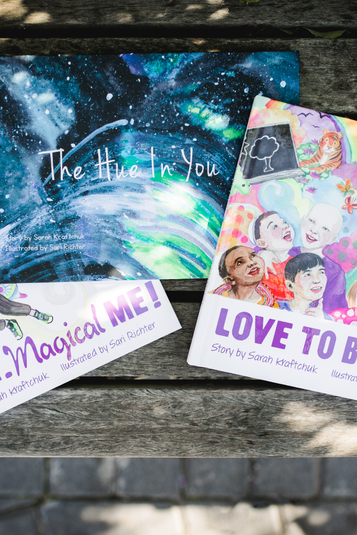 Love To Be Books | Self-love and Mental Health Children's Books | 5 Things to Give: Bookworm Edition | Thoughtfully Handmade