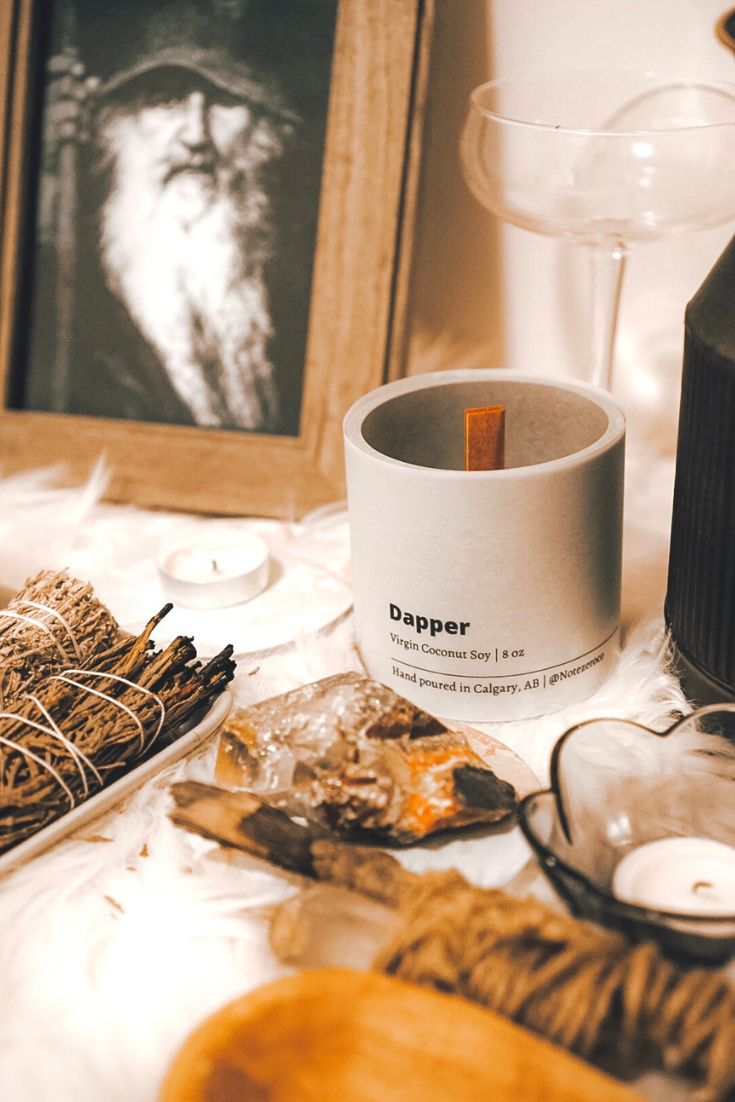 Note Zero Co.   Handmade Soy and Coconut Wax Candles   5 Things to Give: Father's Day 2021 Edition   Thoughtfully Handmade