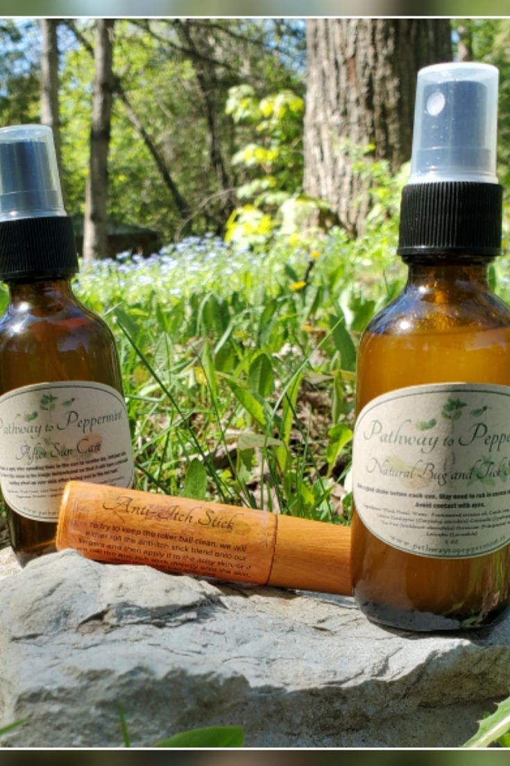 Pathway to Peppermint | Handmade Personal Skincare Products | 5 Things to Give: Boyfriend Edition | Thoughtfully Handmade