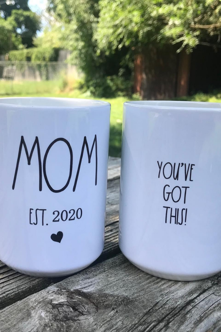 That Gurl Images | Custom Mugs and Coasters | 5 Things to Give: Girl Boss Edition | Thoughtfully Handmade