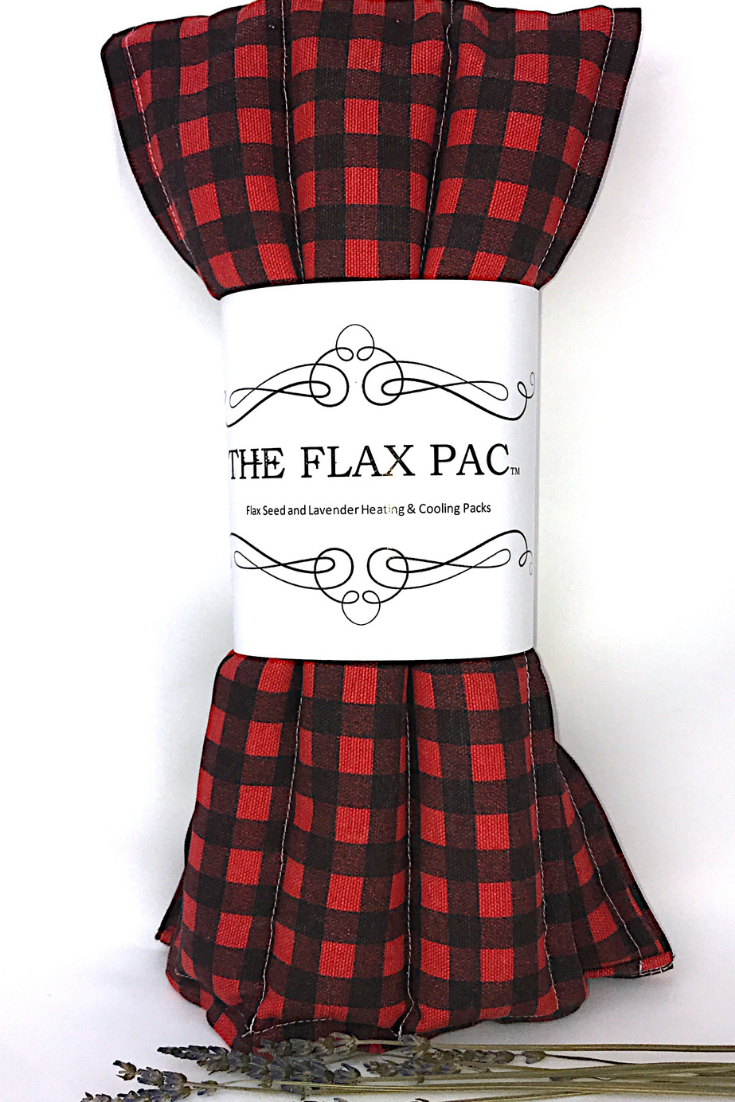 The Flax PAC | Handmade flax heat packs | 5 Things to Give: Girl Boss Edition | Thoughtfully Handmade