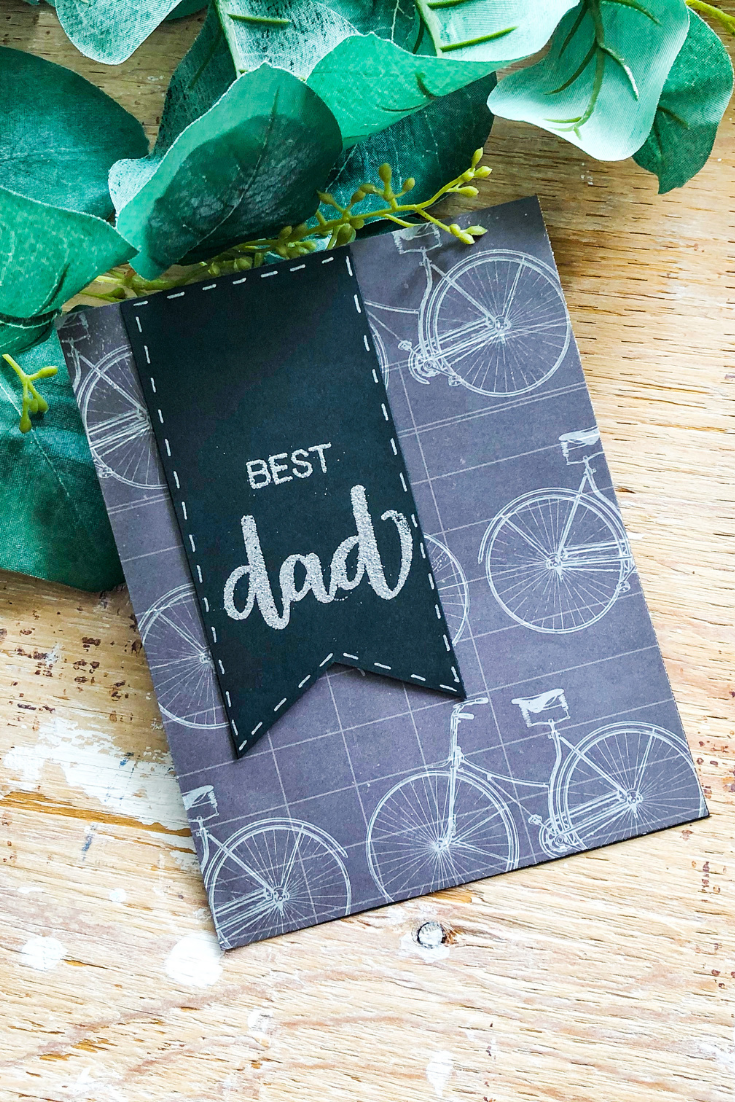 Father of the Year   Handmade Father's Day Card   5 Things to Give: Father's Day 2021 Edition   Thoughtfully Handmade