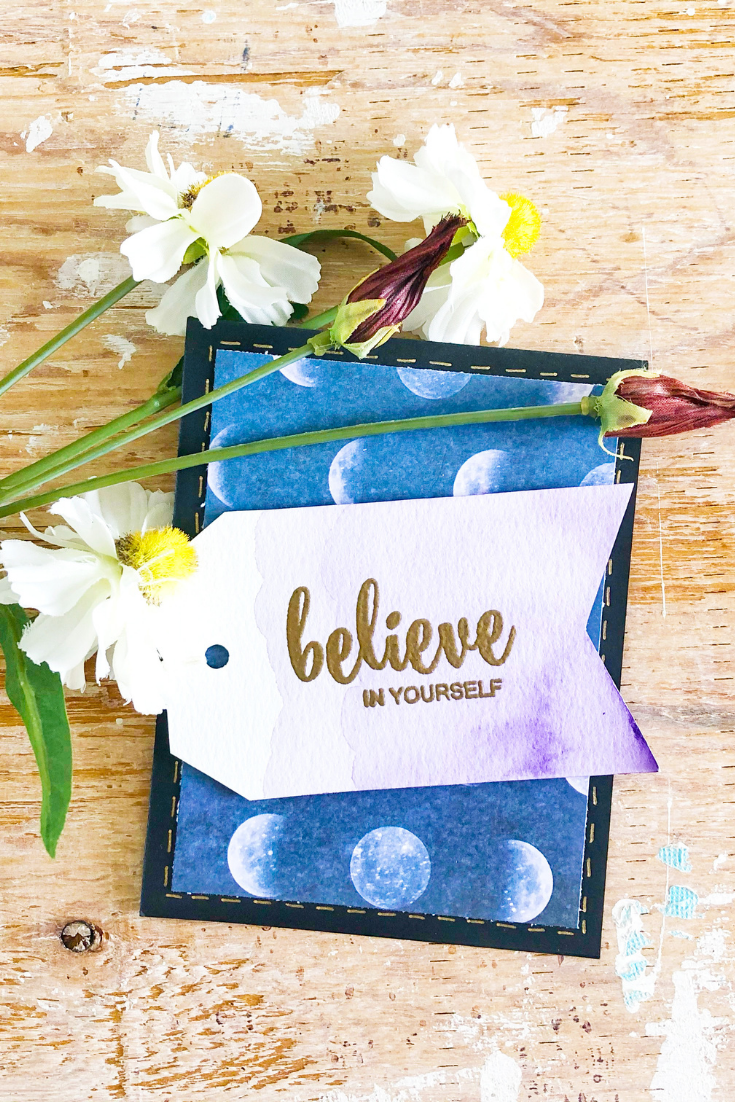 You Got This | Handmade Mental Health Self Love Card | 5 Things to Give: Best Friend Edition | Thoughtfully Handmade