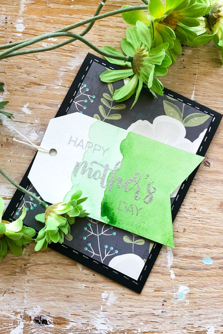 Belle of the Ball | Handmade Mother's Day Card | 5 Things to Give: Mother's Day 2020 Edition | Thoughtfully Handmade