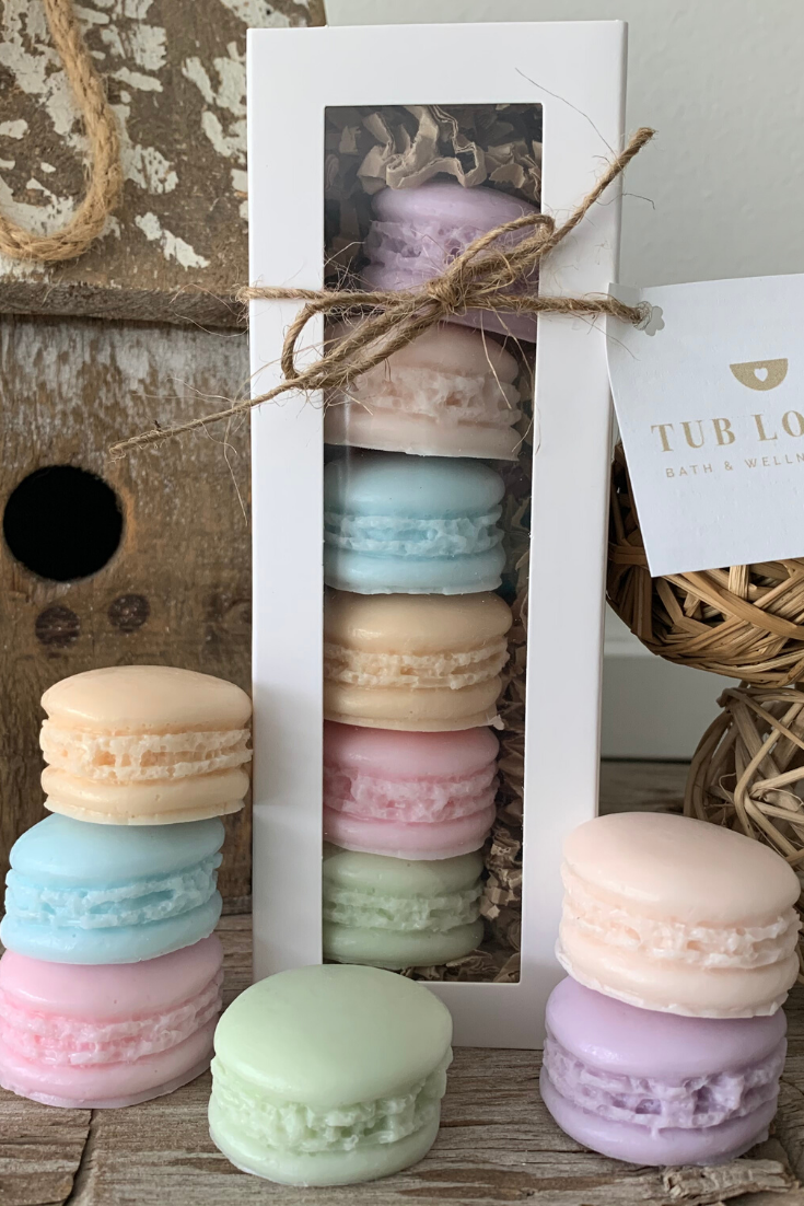 Tub Loves | Handmade Natural Goat Milk Soap | 5 Things to Give: Mother's Day 2020 Edition | Thoughtfully Handmade