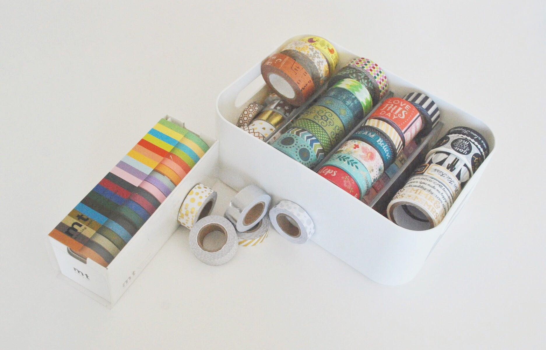 washi tape collection | 5 things you need: craft edition | Thoughtfully Handmade