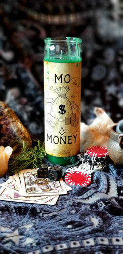 Mo Money Candle