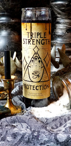 Triple Strength Protection