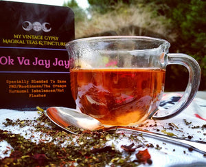 Crafted Teas: Ok Va Jay Jay