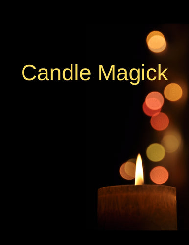 Candle Magick Class