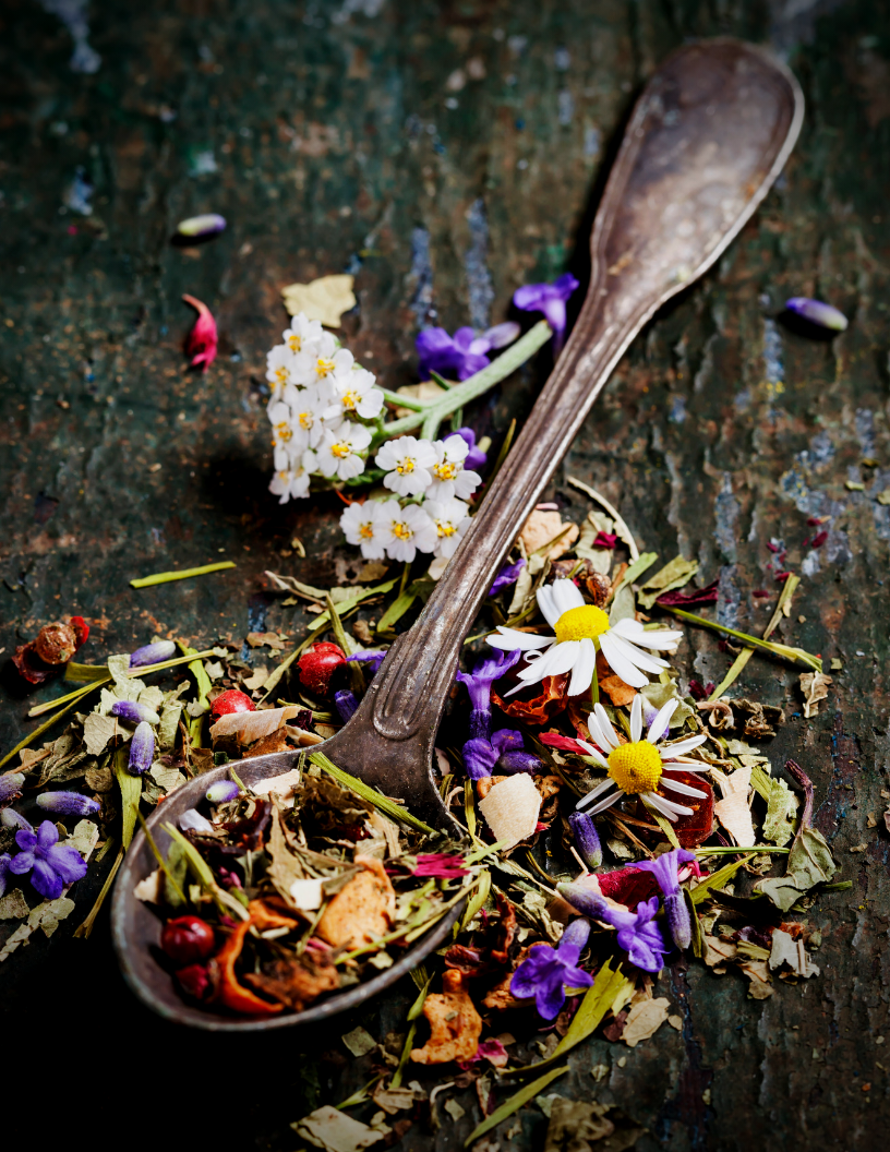 Wellness Herbal Teas