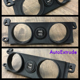 SC300/400/Soarer - Ashtray Dual 52mm Gauge Pod