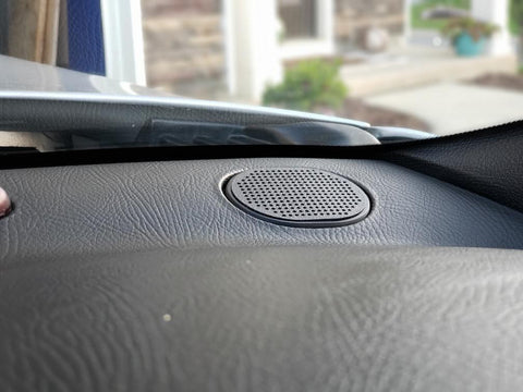 MKIV Supra - Dash Tweeter Covers