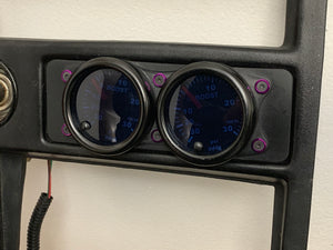 MK3 Supra - Ashtray Gauge Pod (Version 3.0 Ultimate)